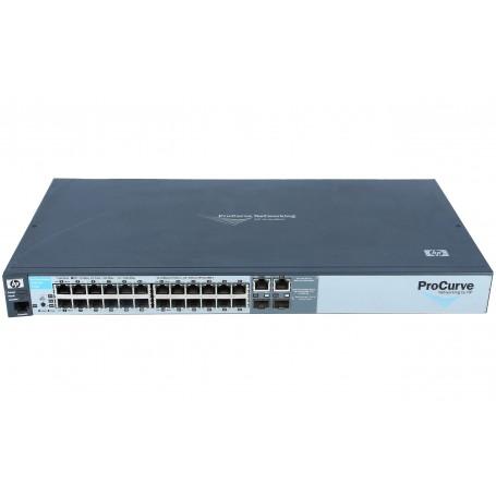 HP ProCurve 2510-24G Switch 24 ports